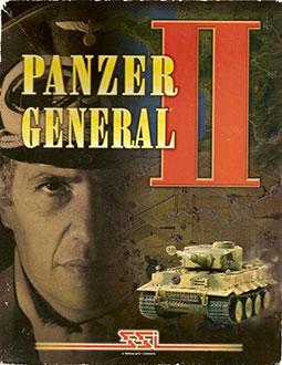 Portada de la descarga de Panzer General II