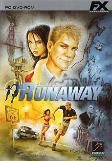 Portada de la descarga de Runaway: A Road Adventure