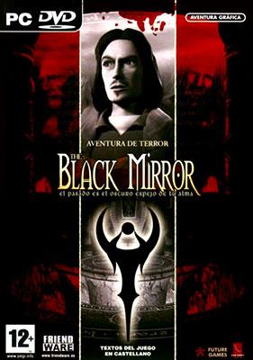 Portada de la descarga de The Black Mirror
