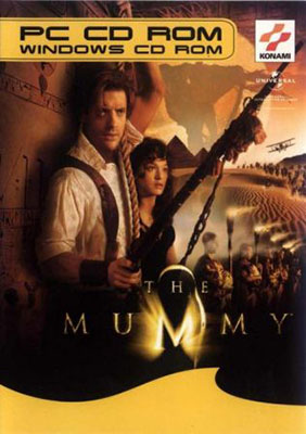 Portada de la descarga de The Mummy